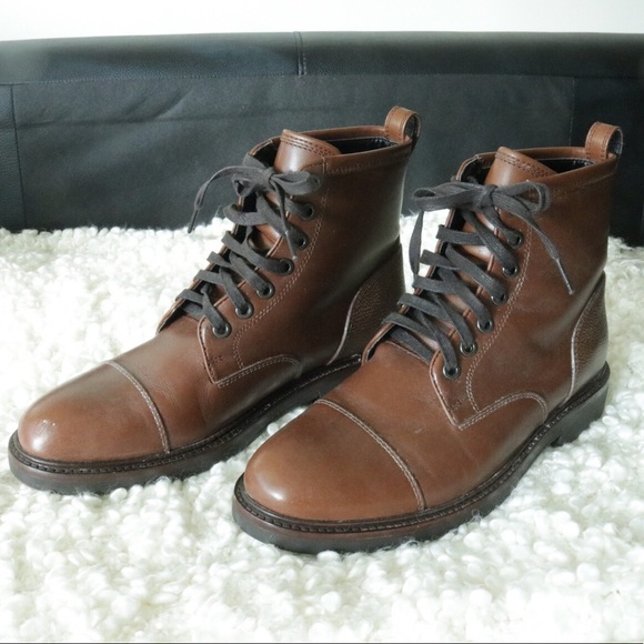 Coach Other - Coach Leather Boots